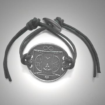 11:11 Art 1111 Interfaith Multifaith Make a Wish Spiritual Numerology Jewelry Ascention Jewelry adjustable Bracelet