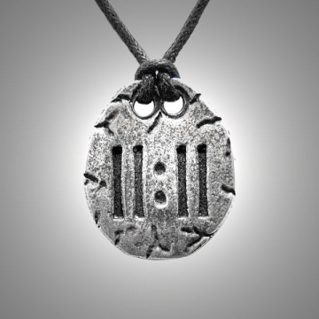11:11 1111 Art Necklace Interfaith Multifaith Make a Wish Spiritual Numerology Jewelry Ascention Jewelry necklace